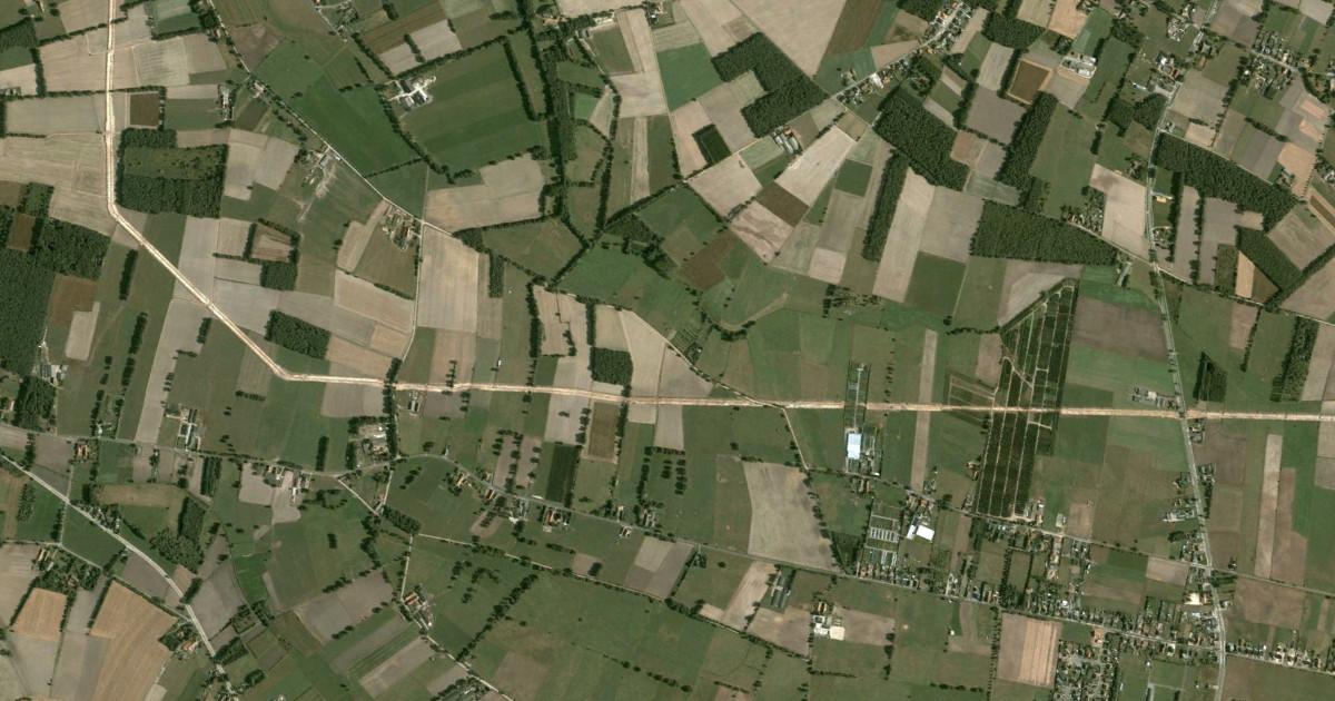 Speurtocht op Google Earth
